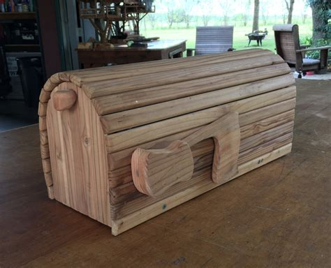 wooden mailbox cover  flag   fit  standard
