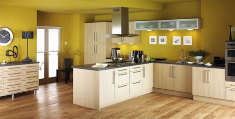 yellow and white kitchen ideas modern kitchen decorating ideas with white kitchen cabinet