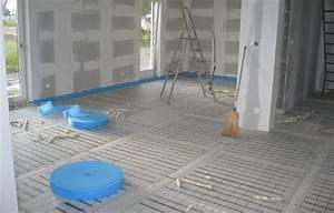 Isolant Sous Chape : chape flottante chape liquide ~ Melissatoandfro.com Idées de Décoration