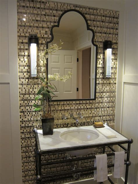 wrought iron handles wrought iron vanity bathroom traditional with brick floor