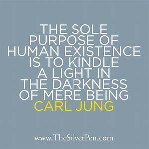 Carl Jung Inspiration: Kindling a Light in the Darkness ...