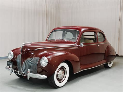 1940 Lincoln Zephyr Coupe  Hyman Ltd Classic Cars