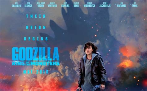 King Of The Monsters (2019) Poster #3
