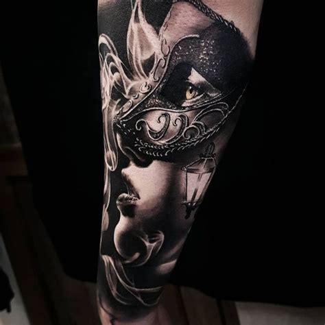 Best 25+ Venetian Mask Tattoo Ideas On Pinterest Mask