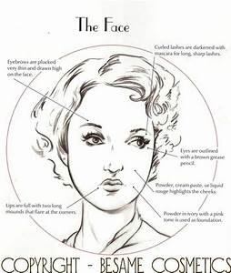The 1930s Face – 6 Top Make-up tips by Gabriella Hernandez ...