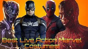 ranking, best, live, action, marvel, costumes