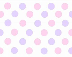 Light Pink Polka Dot Wallpaper - WallpaperSafari