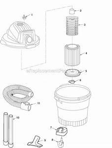 Ridgid Wd06350 Parts List And Diagram   Ereplacementparts Com