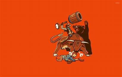 Travis Scott Rodeo Cowboy Funny Minimalistic Wallpapers