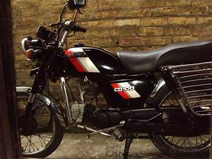Hero Honda Cd100 Review By Subhodeep