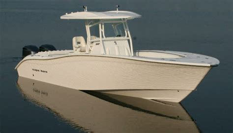 Cape Horn Boats Quality by Research 2015 Cape Horn Boats 32 On Iboats