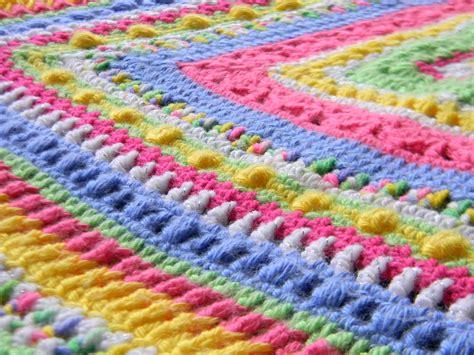 crochet afghan patterns bizzy crochet faeries sler baby afghan pattern