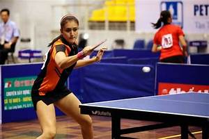 Top 10 Hottest Table Tennis Players in world - Sports Flu