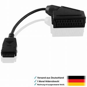 Fernseher Mit Scart Anschluss : scart skart anschluss adapter stecker buchse 20cm kabel f r samsung fernseher tv ebay ~ Eleganceandgraceweddings.com Haus und Dekorationen