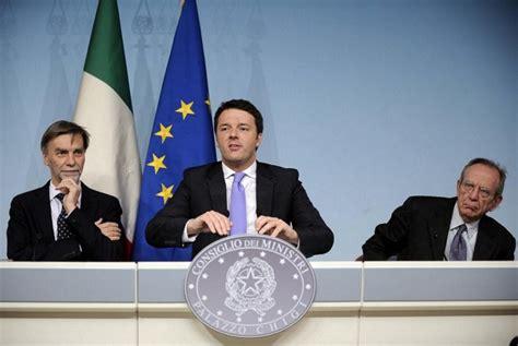 Conferenza Sta Consiglio Dei Ministri Oggi by Mini Partite Iva L Imposta Scender 224 Al 7 8