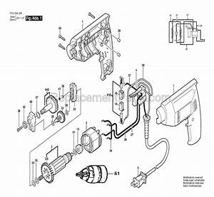 Skil 6345-78 Parts List And Diagram