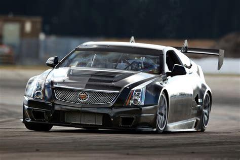 2011 Cadillac Cts-v Coupe Race Car