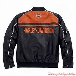 Blouson Moto Homme Textile : harley davidson blousons moto vestes homme motorcycles legend shop ~ Melissatoandfro.com Idées de Décoration