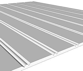"Pvc Beadboard Sheet 4x8 X 12"""