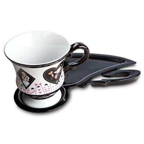 disney coffee cup mug alice  wonderland tea mug