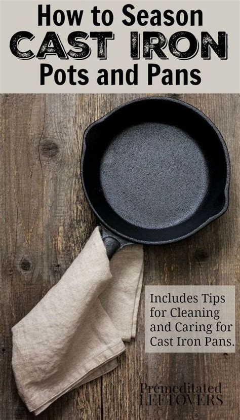how to remove a cast iron kitchen sink how to season and clean cast iron pots and pans seasons 9822