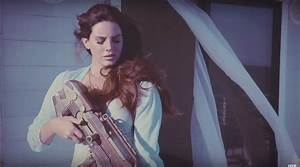 Lana Del Rey 'High By The Beach' Music Video