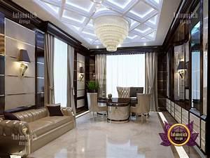Luxury, Office, Decor