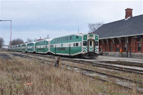 Region Offering Perks To Go Train Users Therecordcom