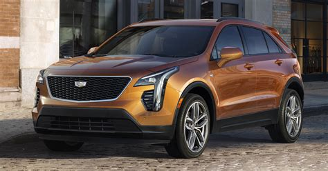 2019 Cadillac Xt4  Brand's First Compact Suv Debuts