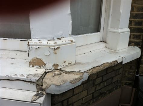 Concrete Window Sill by Rebuild Cracked Concrete Window Sill Handyman In