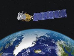 Paying for IceSat-2 Overruns Delays International Earth ...