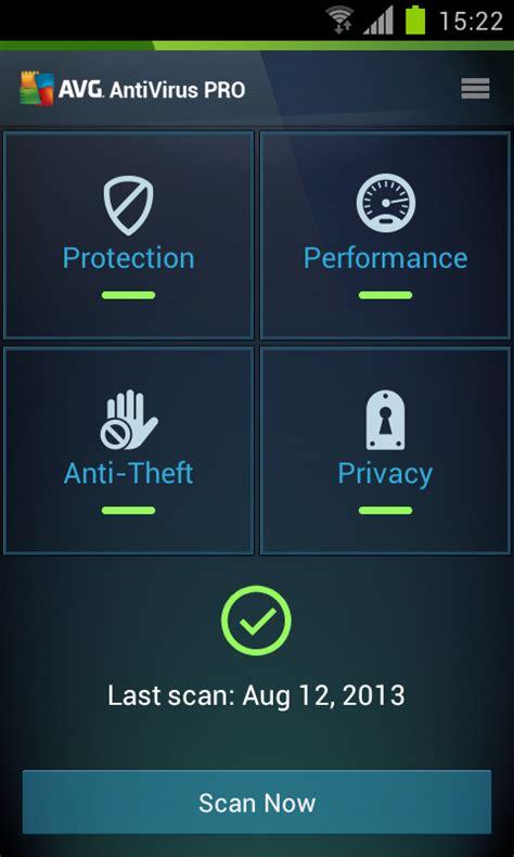 avg mobile antivirus security pro free get free