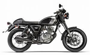 Moto 125 2017 : mash 125 cafe racer 2017 fiche moto motoplanete ~ Medecine-chirurgie-esthetiques.com Avis de Voitures