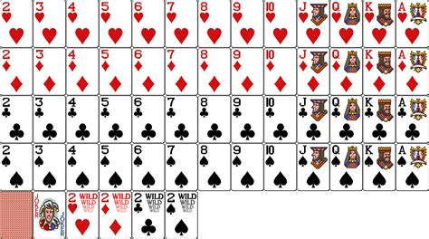 Drawn Card Poker  Pencil And In Color Drawn Card Poker