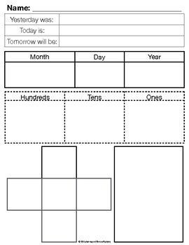 worksheet    daily