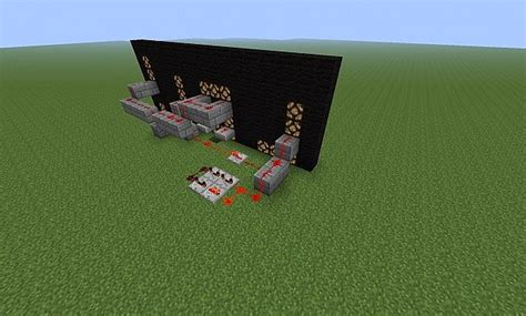 blinking redstone lights minecraft project