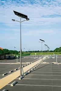 Lampadaires Solaires Pour L39eclairage Public Tous Les