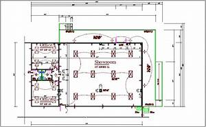 Industrial Commercial Building Wiring Diagram