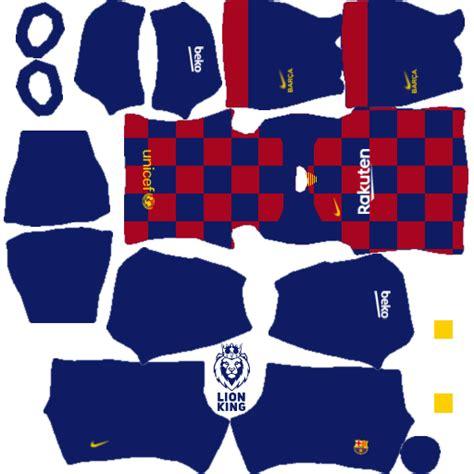 kit dls logo barcelona  logo keren