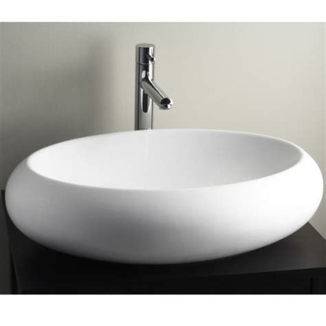 above counter kitchen sinks bathroom sinks ovale above counter bathroom sink by 3957