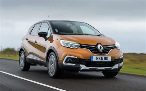 Renault Image by Renault Captur Review Does A Rev For One Of The Most