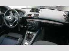 M1Coupé Interieur nachgerüstet 130i BMW 1er E81, E82