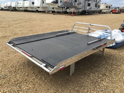 marathon sled deck r marathon 8 6 ft alum sled deck weaver bros auctions ltd