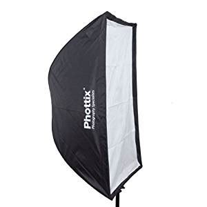 Kit Illuminazione Fotografica Phottix Easy Box 60 X 90 Finestra Di Luce Per