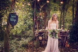 woodland wedding venues back to nature woodland wedding inspiration by dj archer photography boho weddings for the