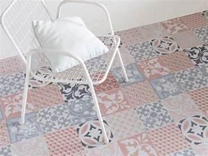 Dalle Vinyle Carreau De Ciment : les 25 meilleures id es de la cat gorie carreaux de vinyle ~ Premium-room.com Idées de Décoration