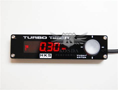 turbo timer hks by vauto turbo timer necesario este dispositivo mecánica básica