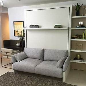25 best ideas about murphy bed with couch on pinterest With murphy bed sofa kit