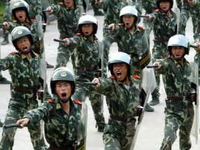 China Military Budget Increase - Business Insider