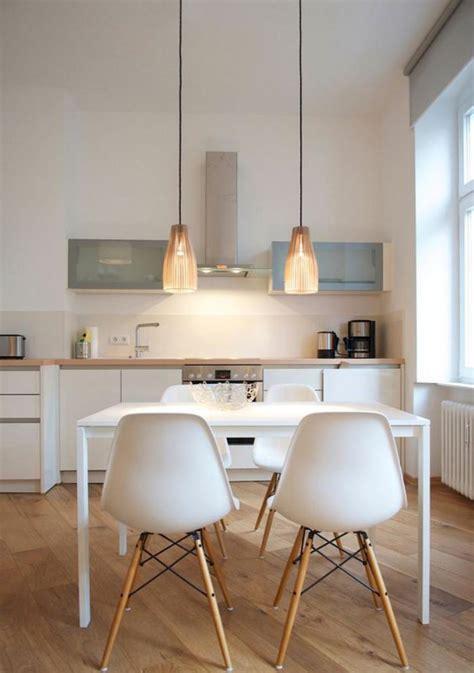 cuisine nordique la cuisine blanche et bois en 102 photos inspirantes